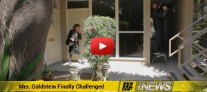 Jewbellish The News Ice Bucket Surprise Challenge